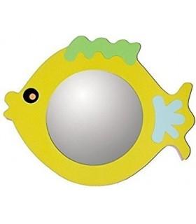 Magiczne lustro - rybka