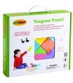 Tangram z podstawką