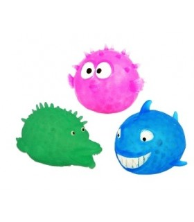 Morskie zwierzątka - żelowe gniotki